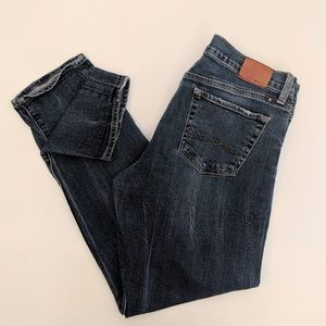 Lucky Brand Jeans - Lucky Brand Sienna Cigarette Denim Jeans
